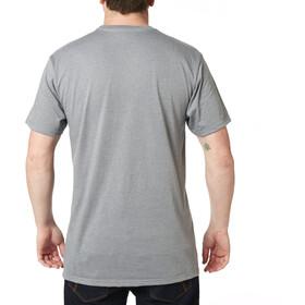 Fox Legacy Moth T-Shirt À Manches Courtes Homme, heather graphite